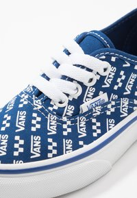 Vans - AUTHENTIC - Zapatillas - true blue/true white - 2