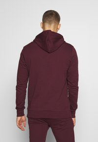 CLOSURE London - SIGNATURE TRACKSUIT  - Hoodie - port - 3
