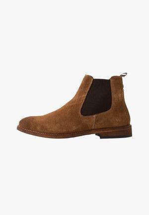 BEDLINGTON - Kotníkové boty - cognac