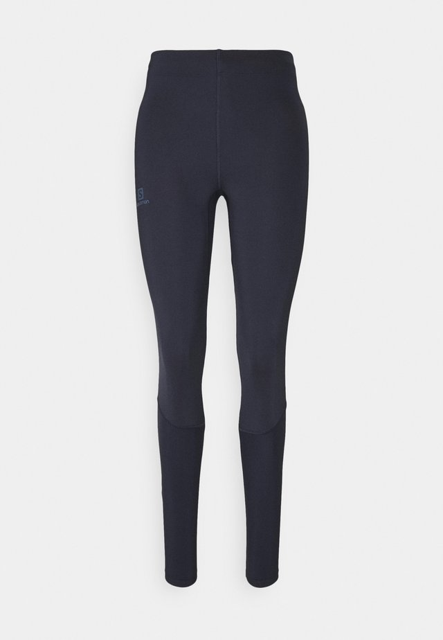 AGILE LONG - Legging - night sky
