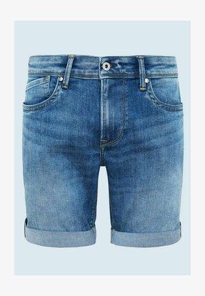 HATCH - Jeansshorts - denim