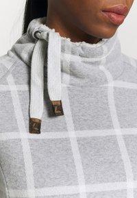 Luhta - HAUKKALA - Sweatshirt - light grey - 5