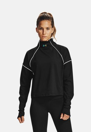 RUSH - Long sleeved top - black