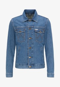 Wrangler - Veste en jean - bora blue - 5