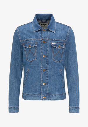 Denim jacket - bora blue