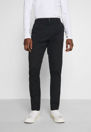 JIM LIGHT - Chino - black
