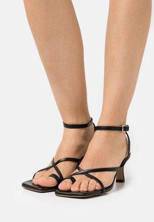 COMODARIA - Sandals - black