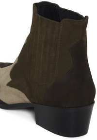 ICHI - Ankle boots - beech - 4