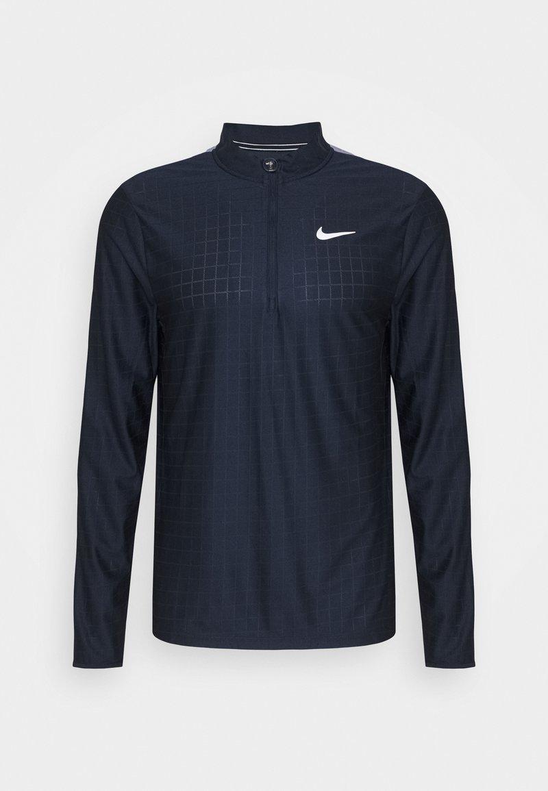Nike Performance - Tekninen urheilupaita - obsidian/indigo haze/white