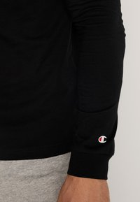 Champion - LONG SLEEVE - Top s dlouhým rukávem - black - 5