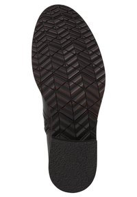 Tamaris - Kotníková obuv - black/black - 5
