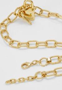 The Kooples - COLLIER CADENASWOMEN - Necklace - gold-coloured - 3