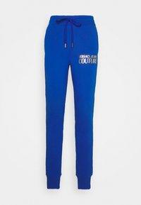 Versace Jeans Couture - PANTS - Tracksuit bottoms - blue - 4
