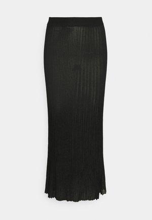 ORISTA - Pencil skirt - black