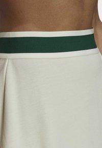 adidas Originals - TENNIS LUXE SKIRT ORIGINALS - Minijupe - off white - 3