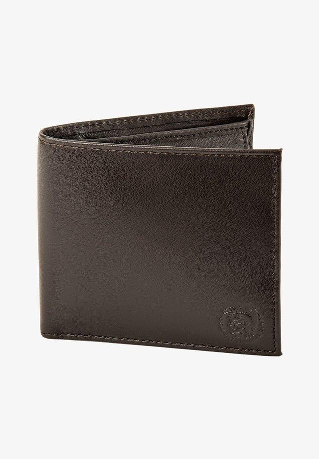Wallet - braun, schwarz