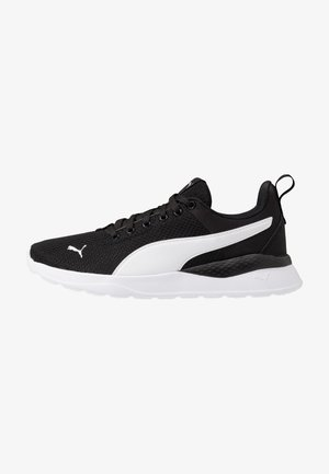ANZARUN LITE UNISEX - Sports shoes - black/white