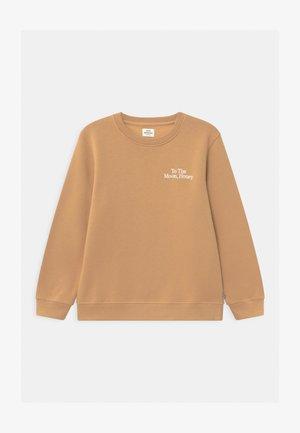 TALINKA UNISEX - Sweatshirt - beige