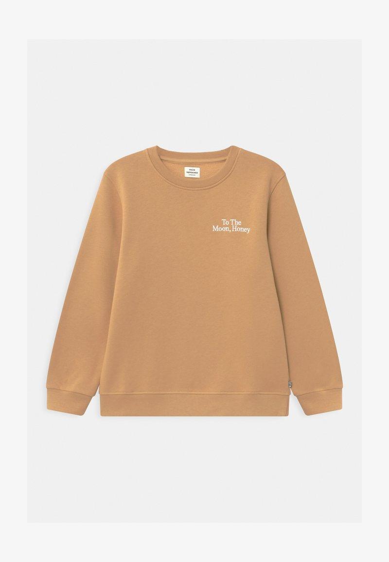 Mads Nørgaard - TALINKA UNISEX - Sweatshirt - beige