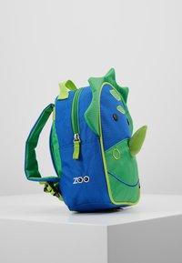 Skip Hop - LET BACKPACK DINOSAUR - Rucksack - green - 4