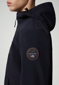 Napapijri - SHELTER HOOD - Jas - blu marine - 5