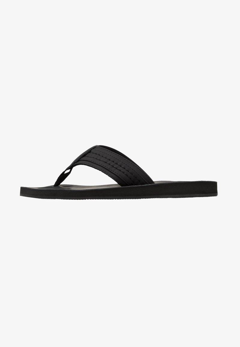 Jack & Jones - JFWBOB JAVA - T-bar sandals - anthracite