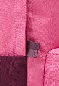 adidas Originals - ADICOLOR BACKPACK UNISEX - Reppu - rose tone/victory crimson/white - 5