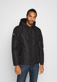 Redefined Rebel - RRGALAXY HOOD - Light jacket - black - 0