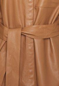 InWear - VINGA - Košilové šaty - winter beige - 2