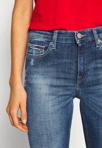 Tommy Jeans - NORA - Skinny džíny - mid blue - 4