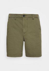 Hollister Co. - Shorts - olive - 4