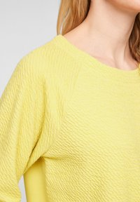 s.Oliver - Long sleeved top - light yellow - 3