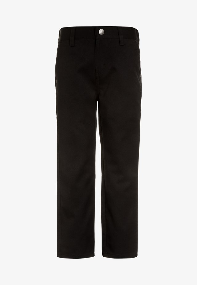 JEAN TROUSERS - Bukse - black