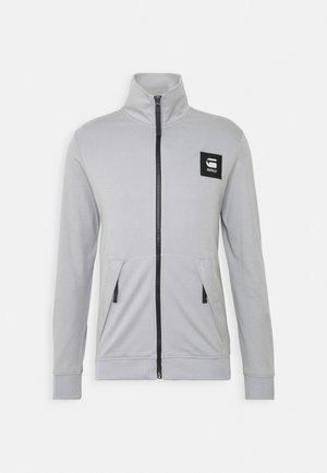 ZIP THROUGH TRACK TWEETER - Training jacket - steel grey