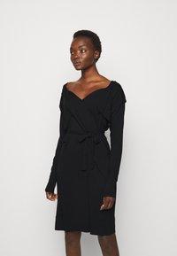 Vivienne Westwood - PANEGA DRESS - Robe en jersey - black - 0