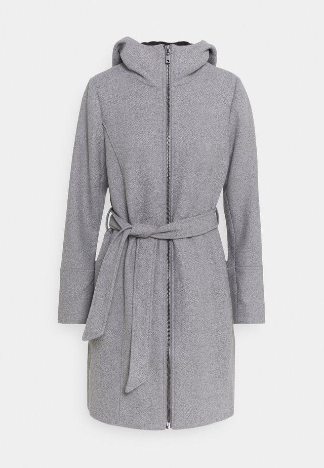 OBJKARIN - Płaszcz wełniany /Płaszcz klasyczny - light grey