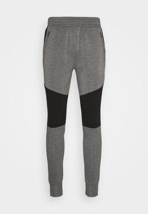 Spodnie treningowe - charcoal marl/black