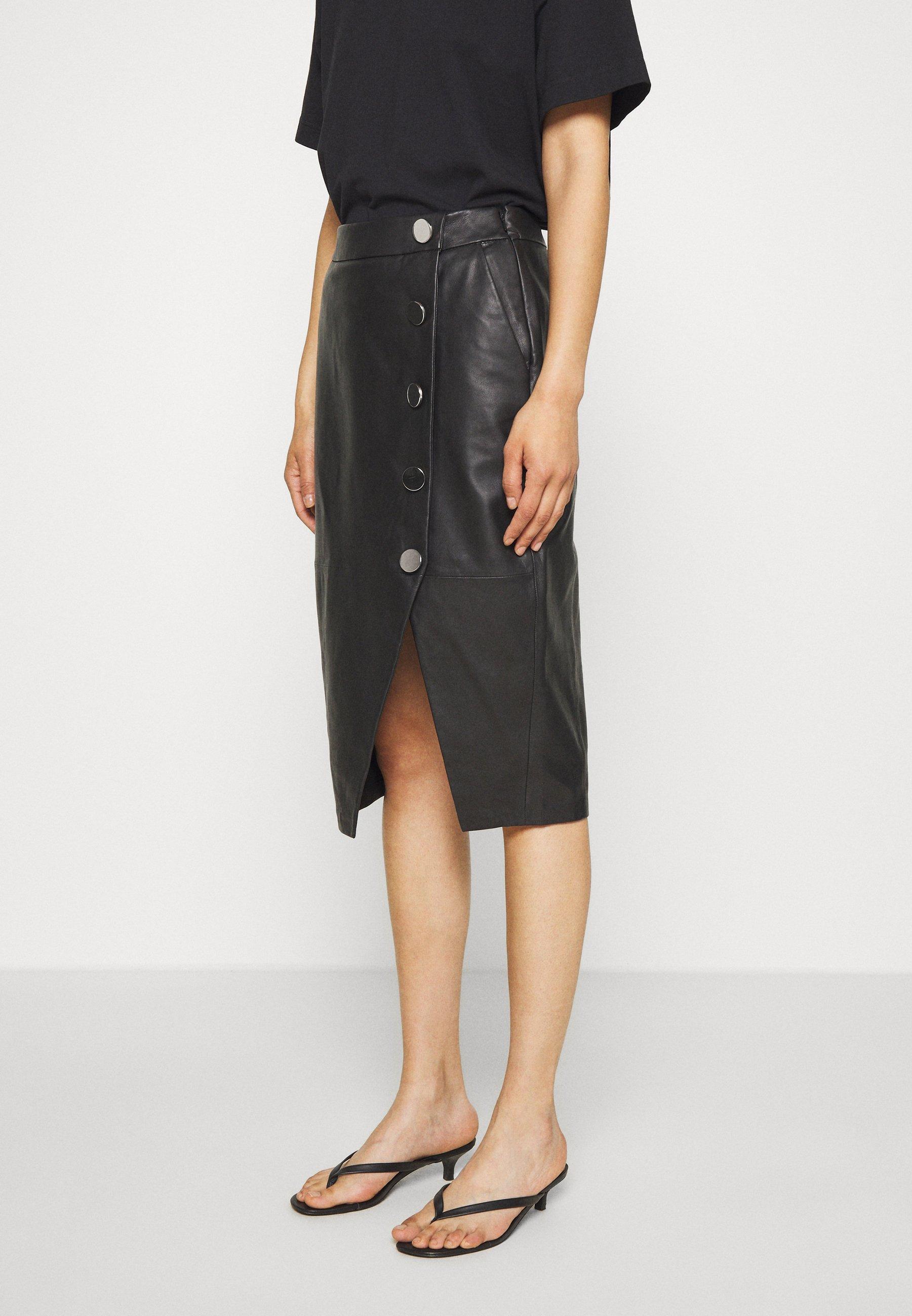 Women DERI - Pencil skirt