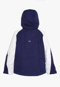 Kjus - GIRLS FORMULA JACKET - Ski jacket - into the blue/white - 1