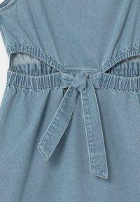 Staccato - TEENAGER - Denim dress - light blue denim - 2