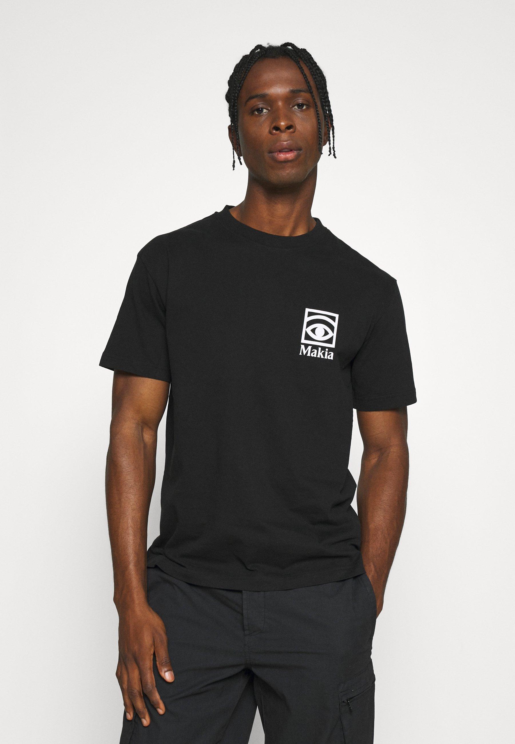 Men Makia x Olle Eksell Ögon T-Shirt - Print T-shirt