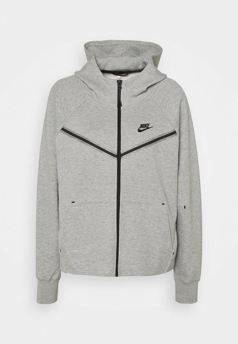 Nike Sportswear - Sudadera con cremallera - grey heather/black
