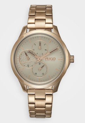 FEARLESS - Watch - roségold-coloured