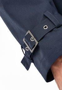 Next - BRITISH MILLERAIN SIGNATURE - Short coat - blue - 3