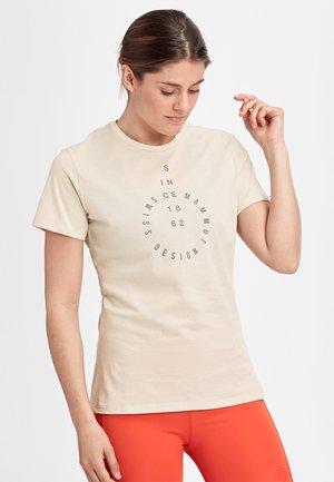 SEILE - Print T-shirt - moonbeam