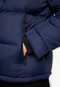 Hollister Co. - PUFFER HOOD  - Winter jacket - navy - 4
