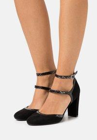 Anna Field - Zapatos altos - black - 0