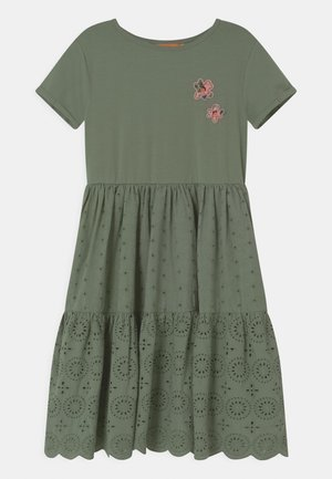 KID - Jersey dress - khaki