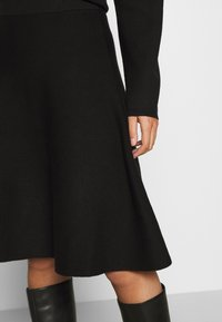 Selected Femme - SLFCALI SKIRT - A-line skirt - black - 4