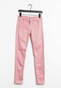 Esprit - Broek - pink - 0